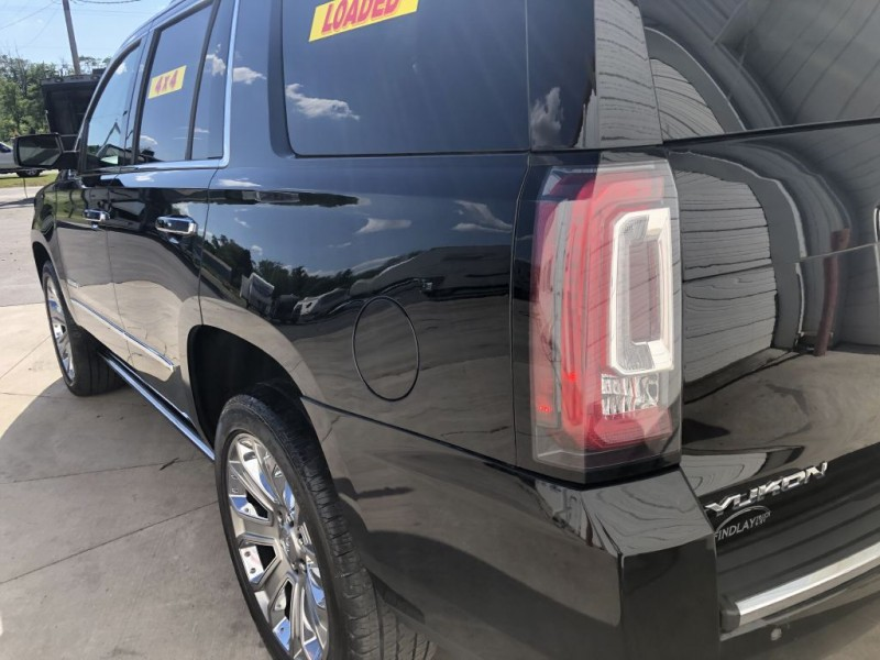 GMC Yukon 2016 price $43,950