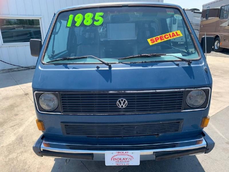 Volkswagen VANAGON 1985 price $9,575
