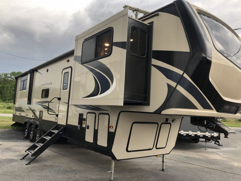 - MONTANA HM381TH 2019 price $58,500