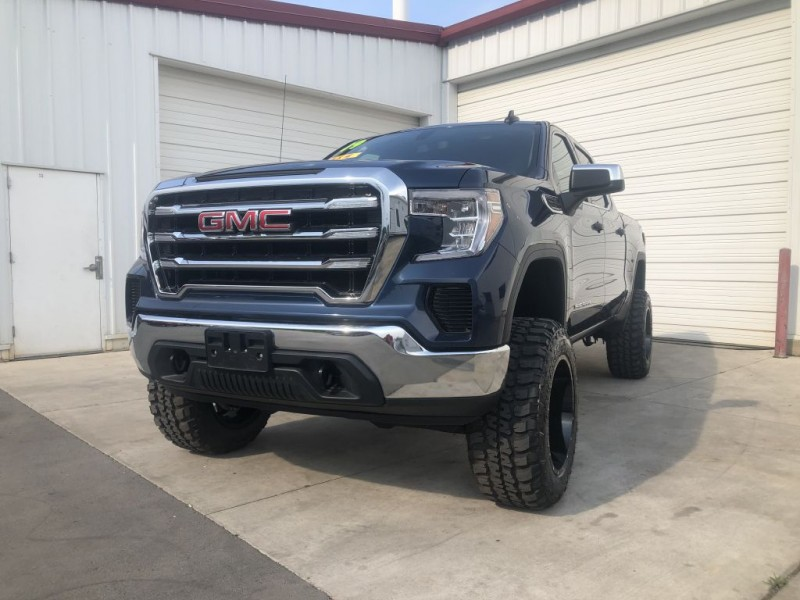 GMC Sierra 1500 2019 price $46,950
