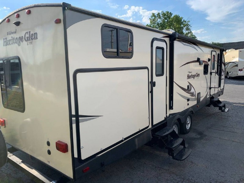 HERITAGE GLEN 312QBUD BUNK HOUSE 2018 price $23,950