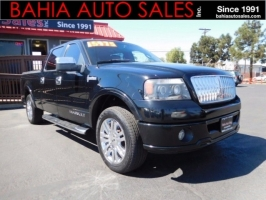 Lincoln Mark LT 2007