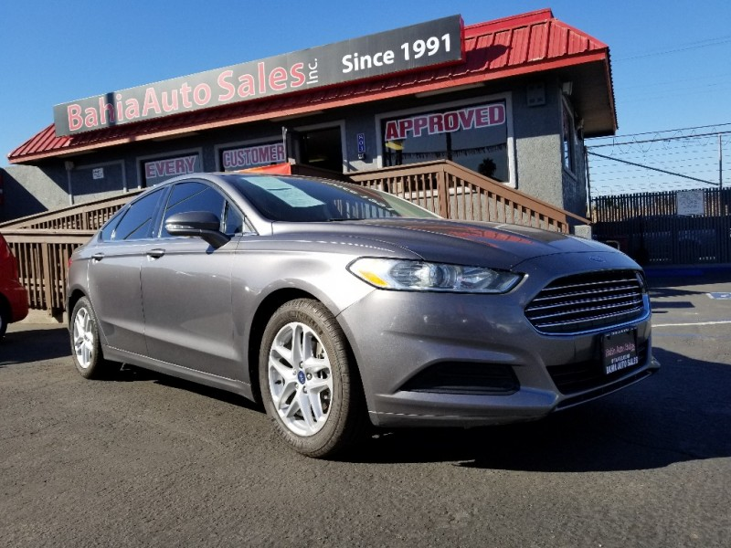 Ford Fusion 2013 price $8,988