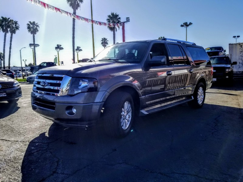 Ford Expedition EL 2012 price $11,988