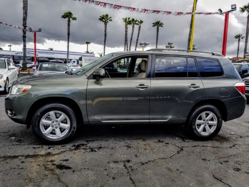 Toyota Highlander 2008 price call