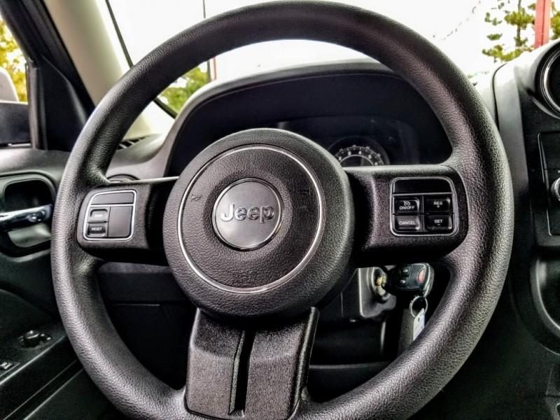 Jeep Patriot 2015 price $10,488