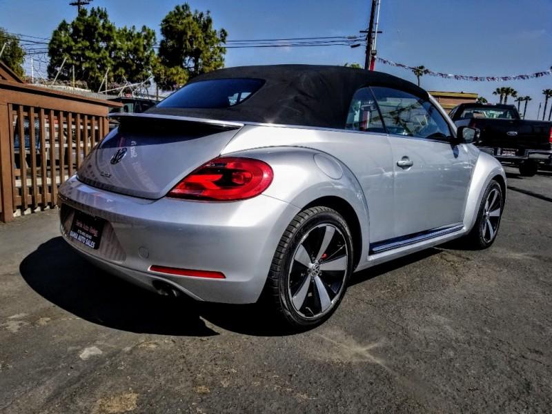 Volkswagen Beetle Convertible 2013 price $11,988