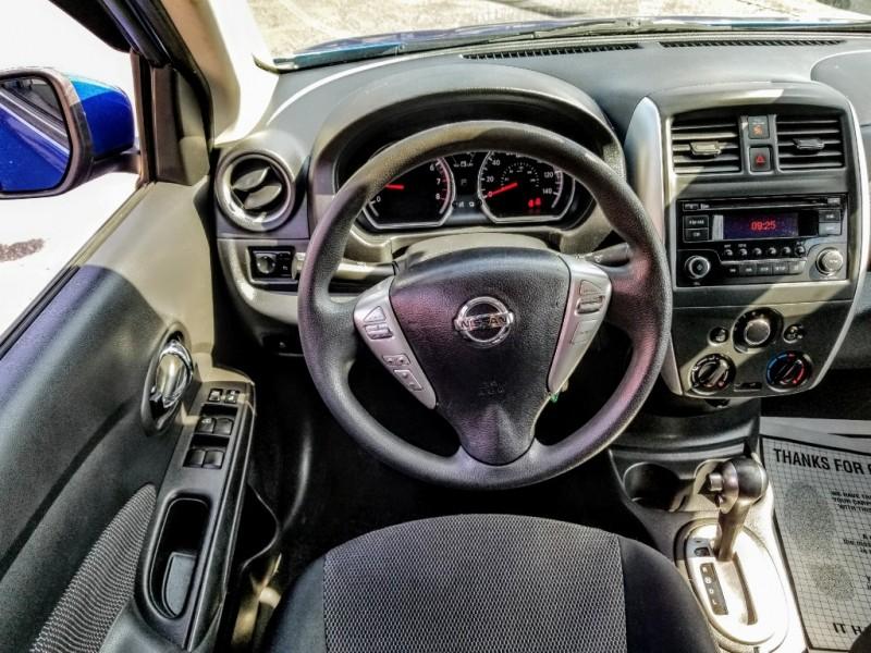 Nissan Versa 2015 price $8,988