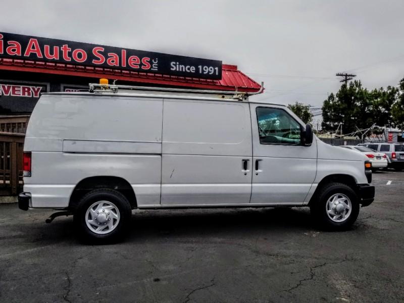 Ford Econoline Cargo Van 2008 price $8,988