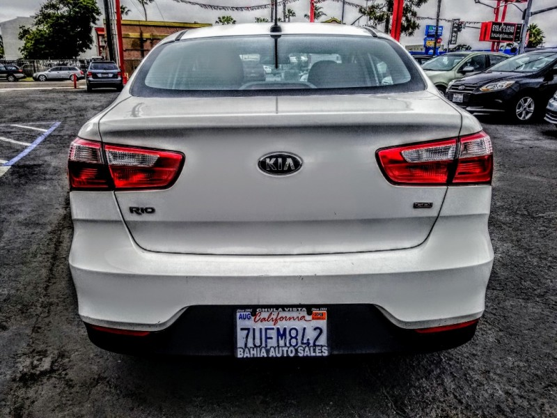 Kia Rio 2016 price $10,988