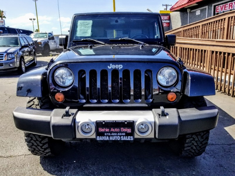 Jeep Wrangler Unlimited 2010 price $18,988