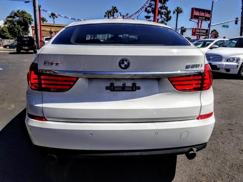 BMW 5 Series Gran Turismo 2010 price $12,988