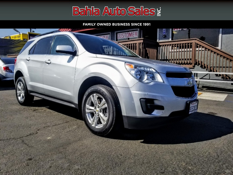 Chevrolet Equinox 2015 price $10,988