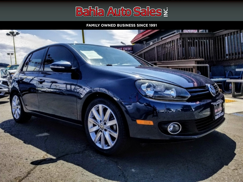 Volkswagen Golf 2011 price $8,988