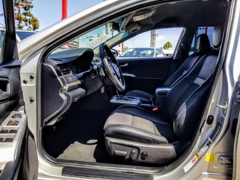 Toyota Camry 2014 price $10,988