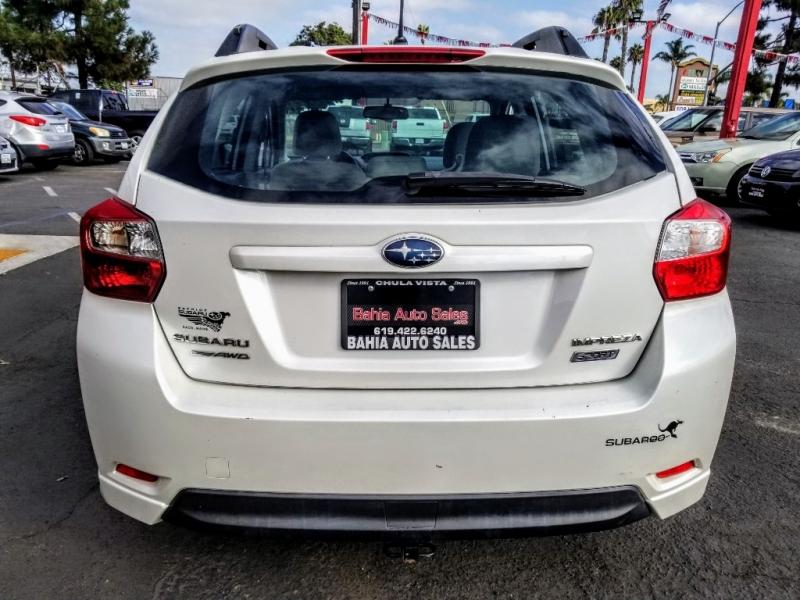 Subaru Impreza Wagon 2012 price $9,988