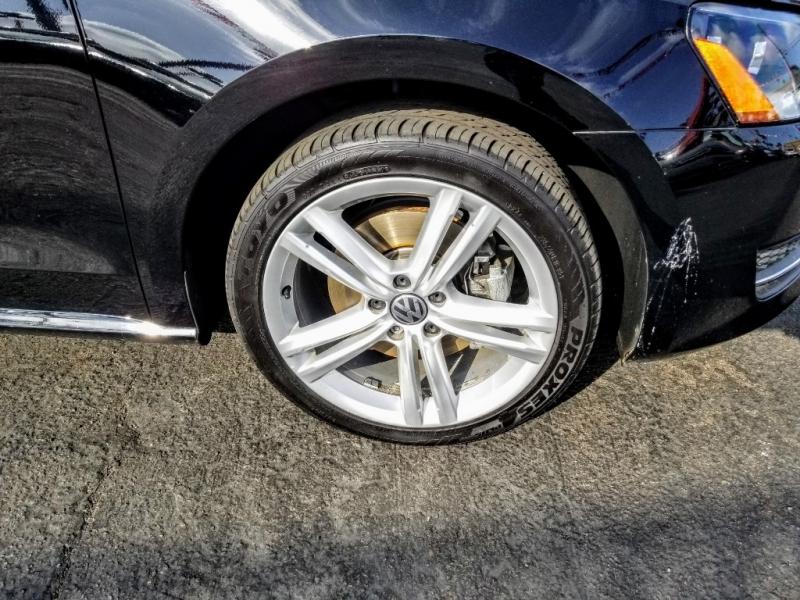 Volkswagen Passat 2015 price $11,988