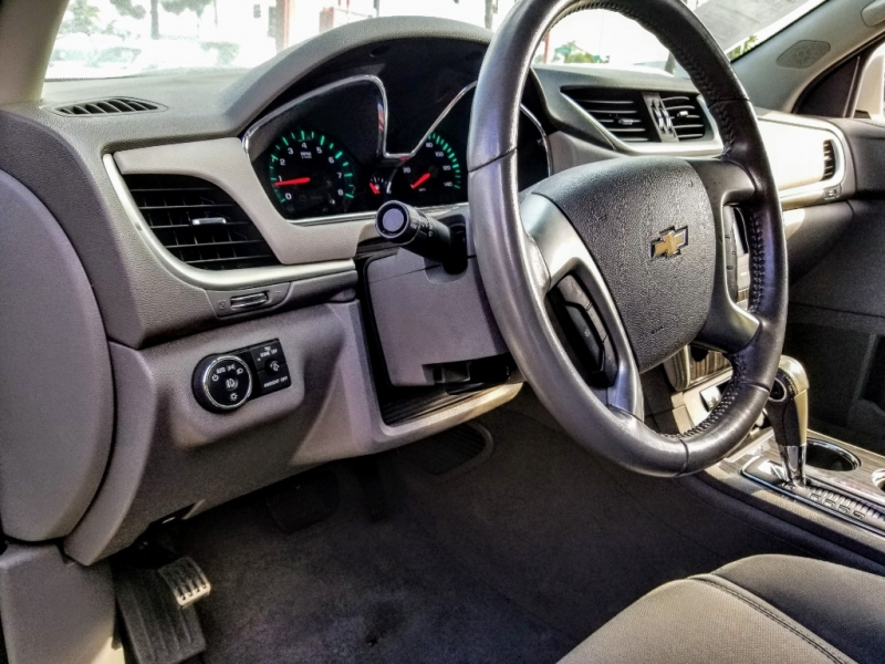 Chevrolet Traverse 2013 price $14,988