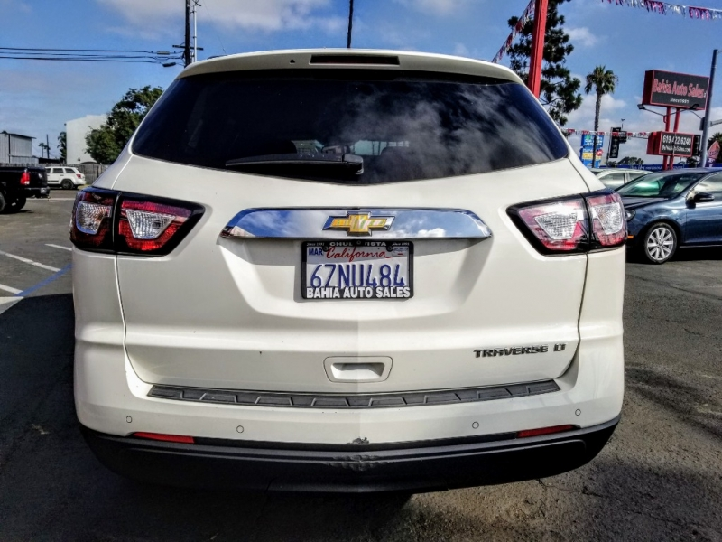 Chevrolet Traverse 2013 price $14,988
