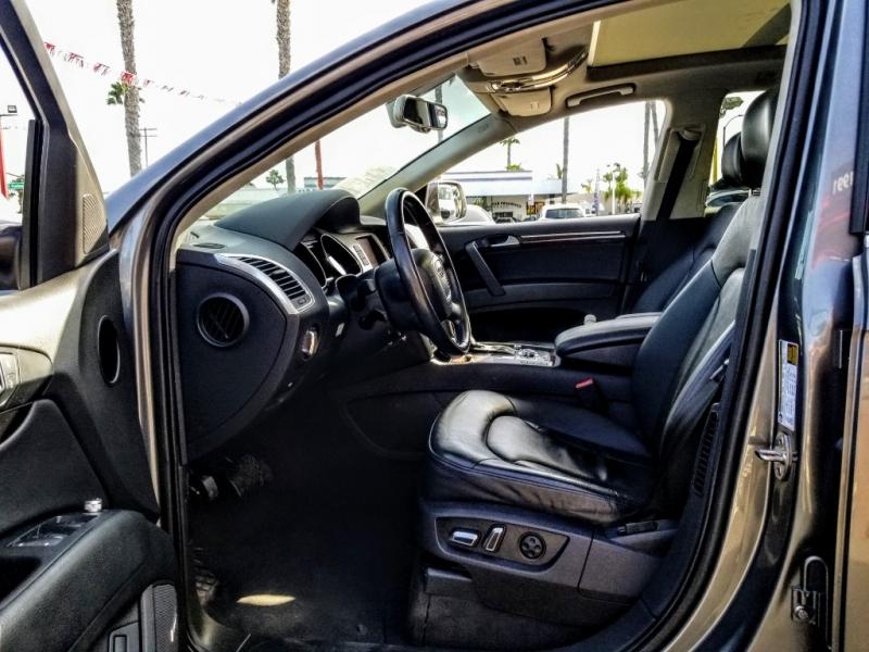 Audi Q7 2011 price $17,988
