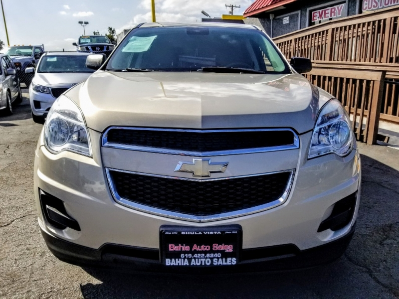 Chevrolet Equinox 2012 price $9,988