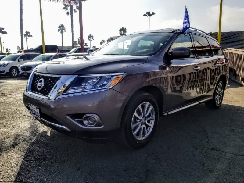 Nissan Pathfinder 2014 price $13,988