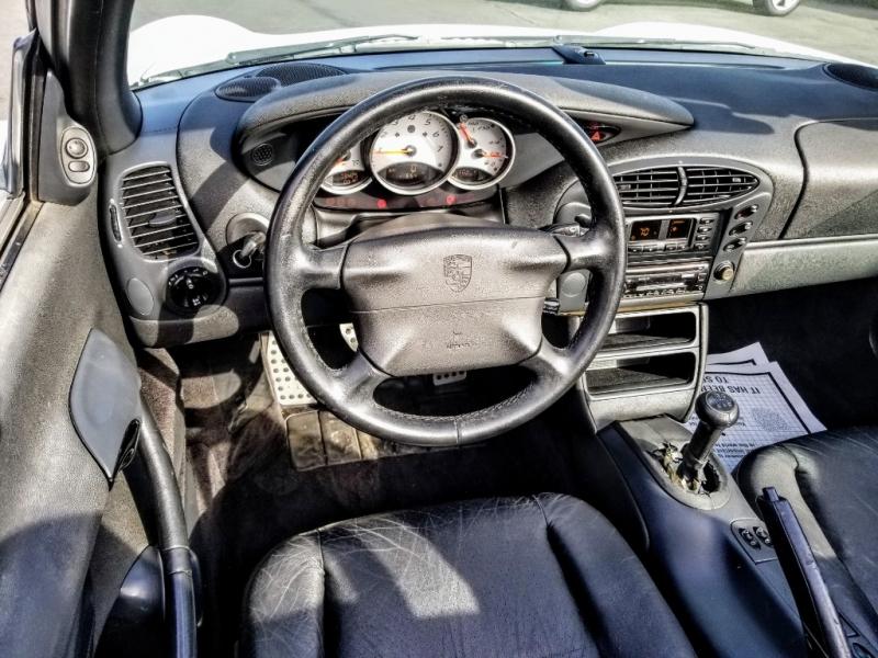 Porsche Boxster 1999 price $9,988