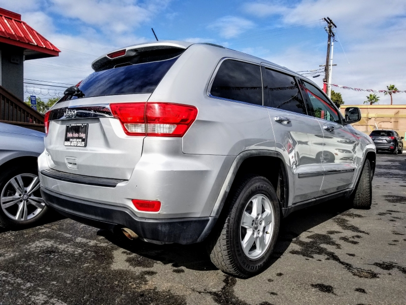 Jeep Grand Cherokee 2011 price $10,988