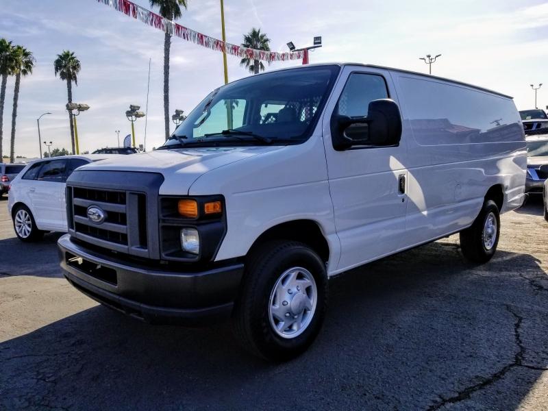 Ford Econoline Cargo Van 2010 price $12,988