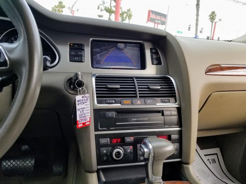 Audi Q7 2012 price $15,988