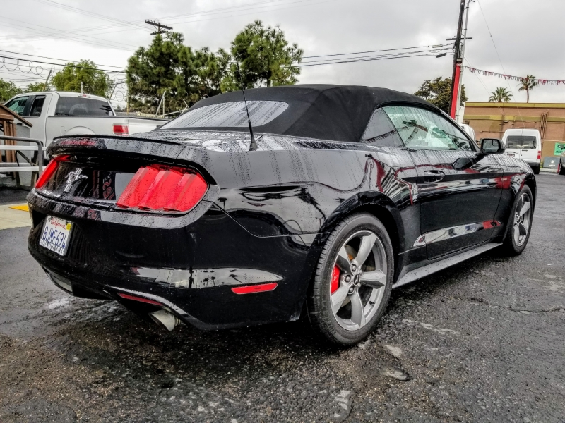 Ford Mustang 2015 price $14,988