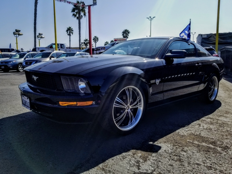 Ford Mustang 2009 price $10,988