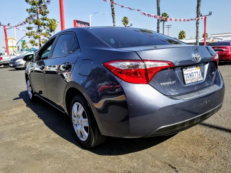 Toyota Corolla 2016 price $13,988
