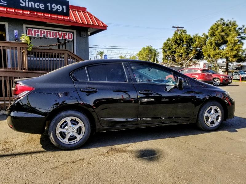 Honda Civic Sedan 2014 price $8,988