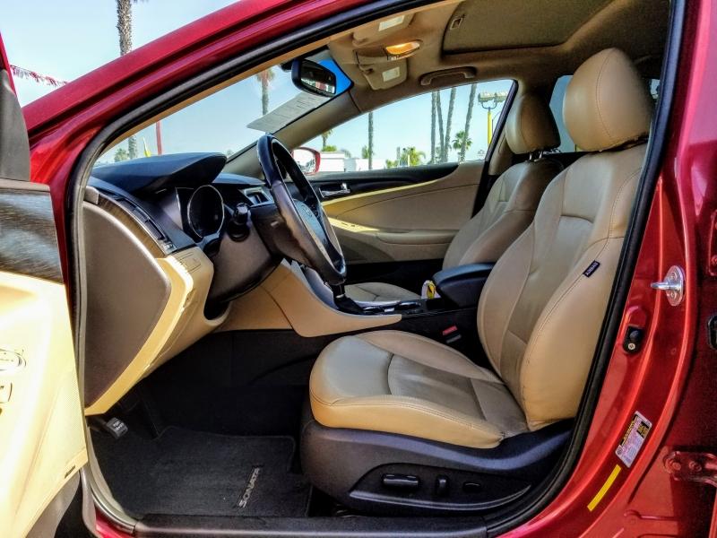 Hyundai Sonata 2011 price $8,988