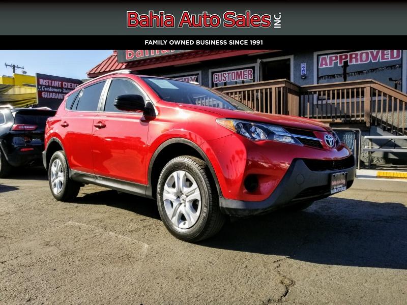Toyota RAV4 2015 price $13,988