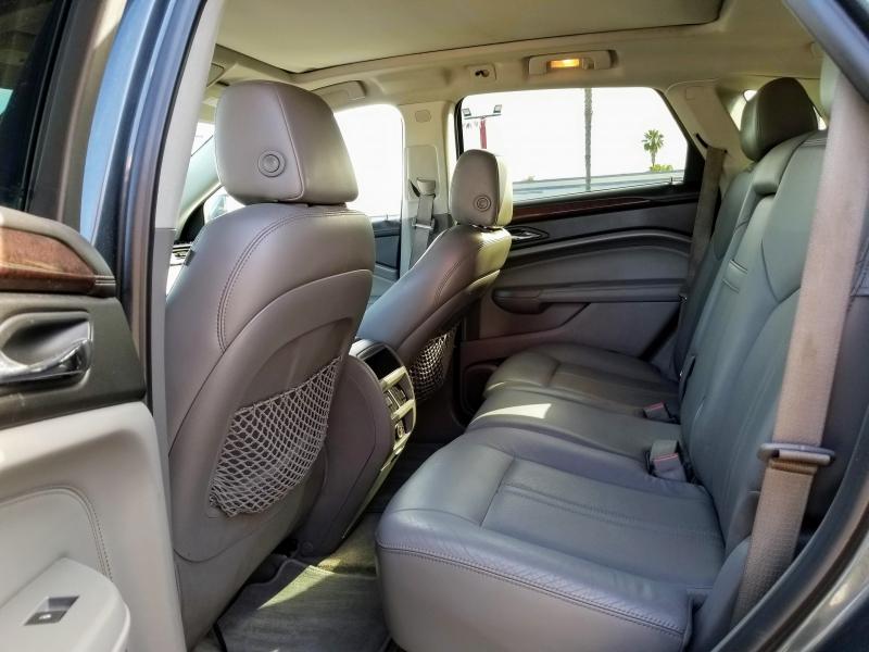 Cadillac SRX 2011 price $10,988