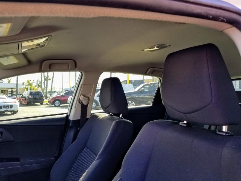 Toyota Corolla iM 2017 price $13,988