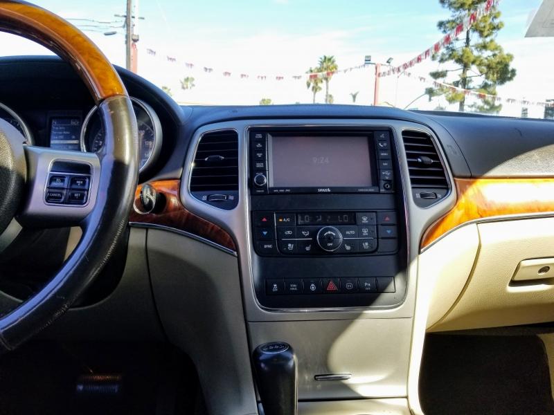 Jeep Grand Cherokee 2011 price $14,988