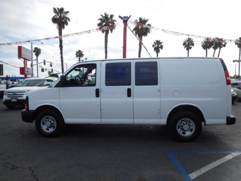 Chevrolet Express Cargo Van 2007 price $6,988