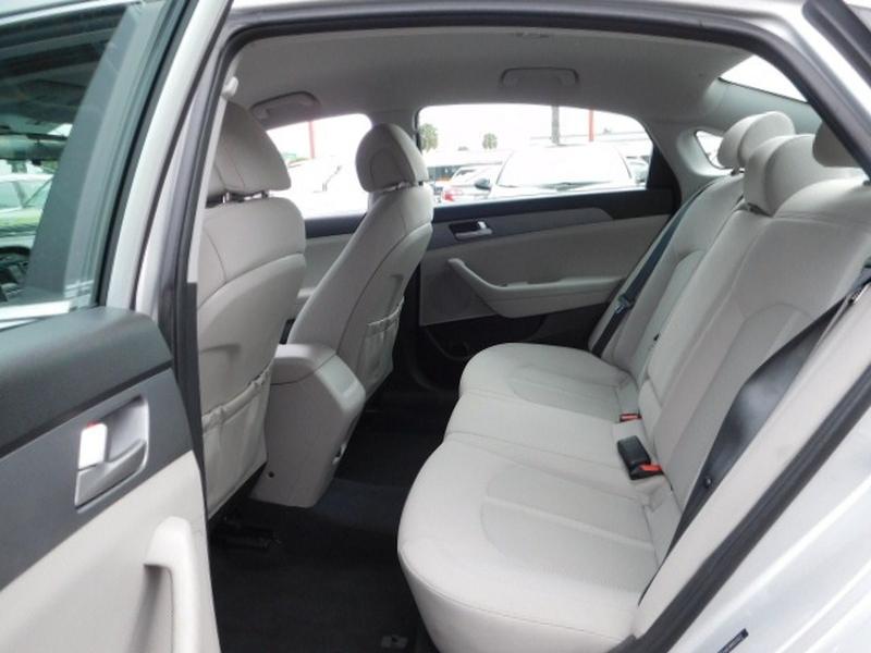 Hyundai Sonata 2017 price $10,988