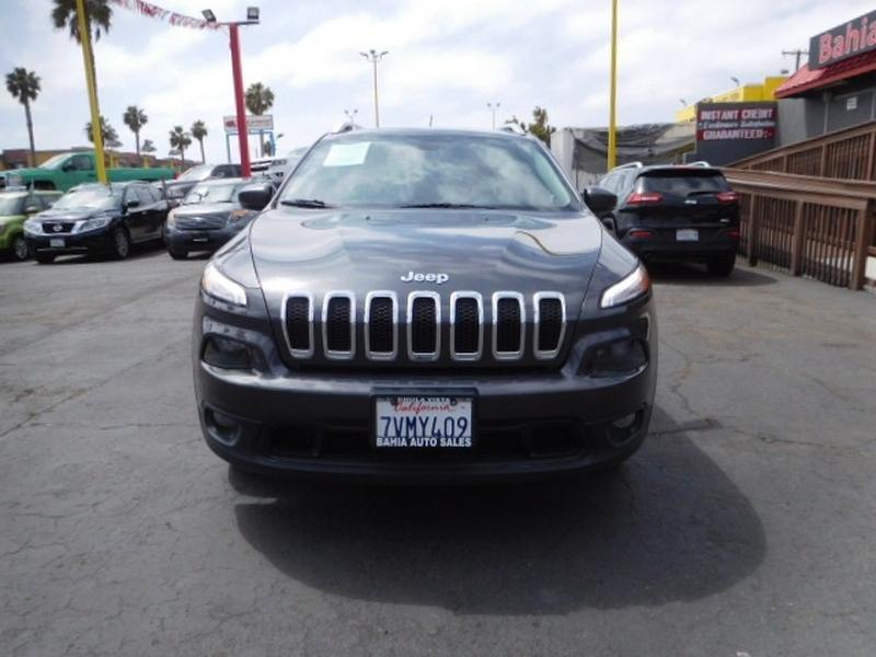 Jeep Cherokee 2016 price $13,988