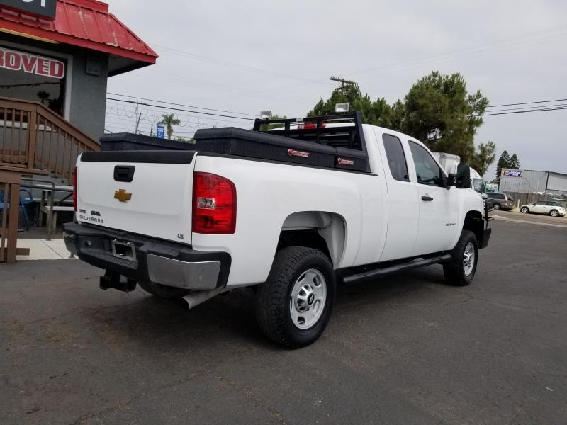 Chevrolet Silverado 2500HD 2012 price $12,988