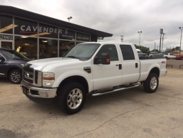 Ford SUPERDUTY F-350 SHORT BED 2009