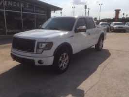 Ford F-150 FX-4 NICE TRUCK 2012