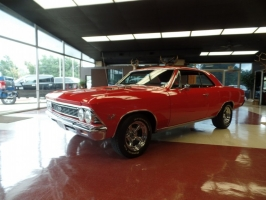 Chevrolet Chevelle/MALIBU SS 427 4speed car Ac/pw steering c 1966