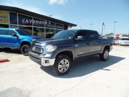 Toyota Tundra 4WD Truck 3IN LEVEL ON 34S NEW 2016
