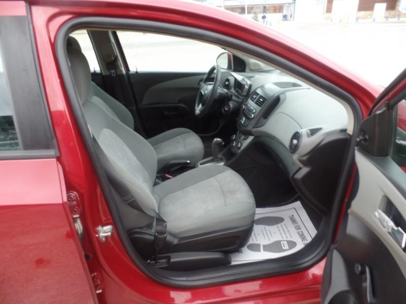 Chevrolet Sonic 2012 price $6,490