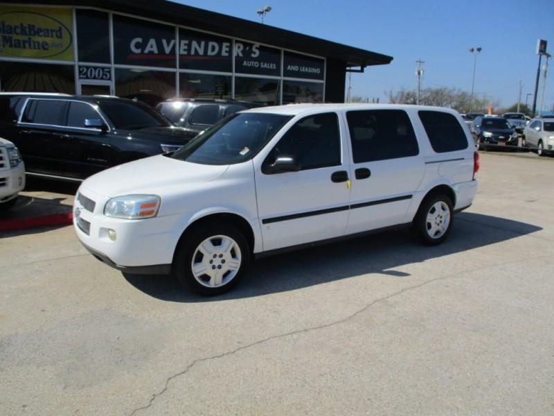 Chevrolet Uplander 2007 price BUY HERE PAY HERE