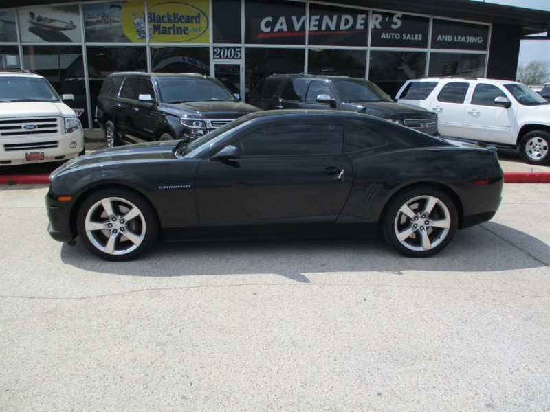 Chevrolet Camaro 2011 price $12,990
